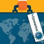 Coronavirus, travel insurance, luggage